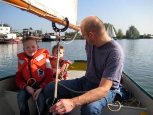 Waterscouting Miguel Pro Arnhem